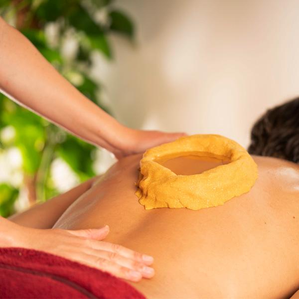 Khadivasti Ayurveda Massage