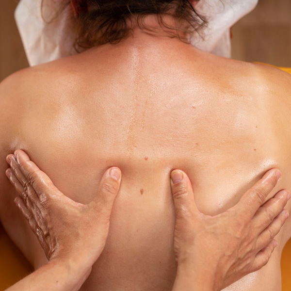 Marma Massage Ayurveda